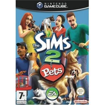GAMECUBE THE SIMS 2 PETS - LIETOTS