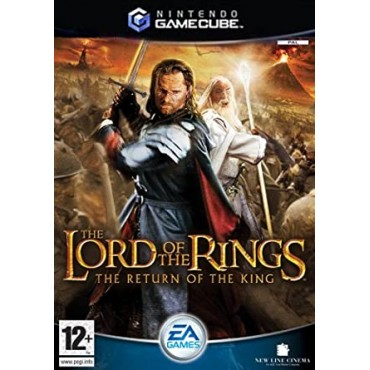 GAMECUBE The Lord of the Rings: The Return of the King - LIETOTS (Vācu)