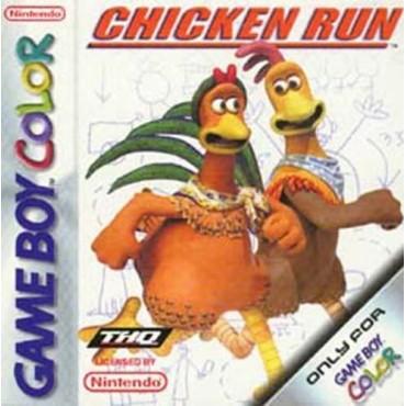 Game Boy Color Chicken Run Lietota