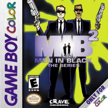 Game Boy Color Men in Black 2 Lietota