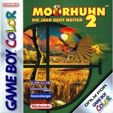 Game Boy Moorhuhn 2 Lietota