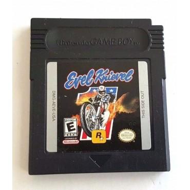 Game Boy Evel Knievel LIETOTS