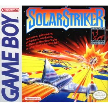 Game Boy Solar Striker LIETOTS
