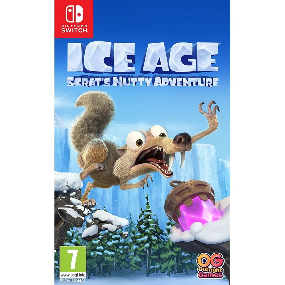 SWITCH Ice Age: Scrat's Nutty Adventure