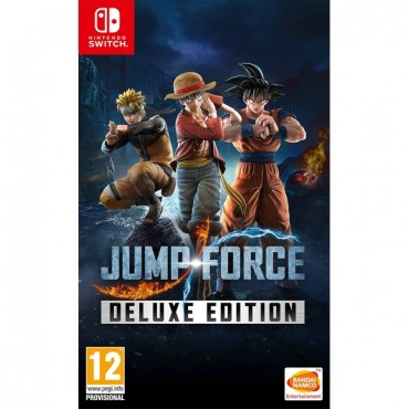 NINTENDO SWITCH Jump Force - Deluxe Edition PREORDER 28.08