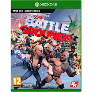 ONE WWE 2K Battlegrounds