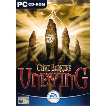 PC CLIVE BARKERS UNDYING