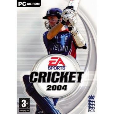 PC CRICKET 2004