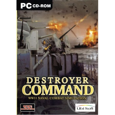 PC DESTROYER COMMAND