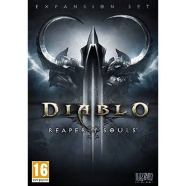 PC Diablo III 3 Reaper of Souls - Expansion Set