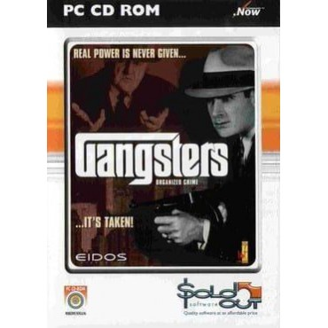 PC GANGSTERS ORGANIZED CRIME