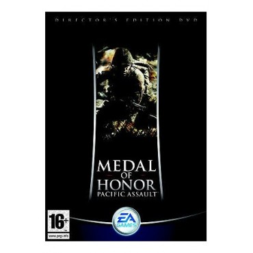 PC MEDAL OF HONOR PACIFIC ASSAULT DIRECTORS EDITION