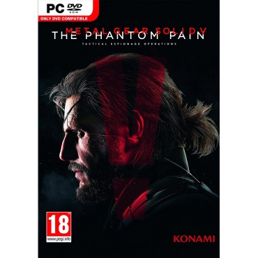 PC Metal Gear Solid V 5 The Phantom Pain