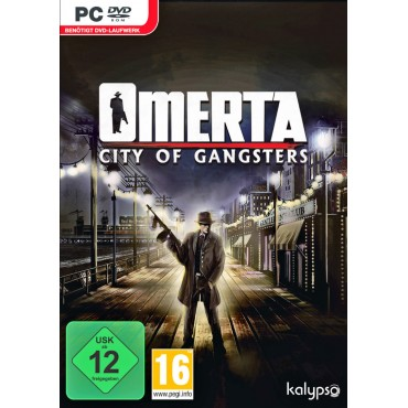PC OMERTA CITY OF GANGSTERS
