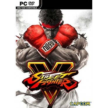 PC Street Fighter V 5
