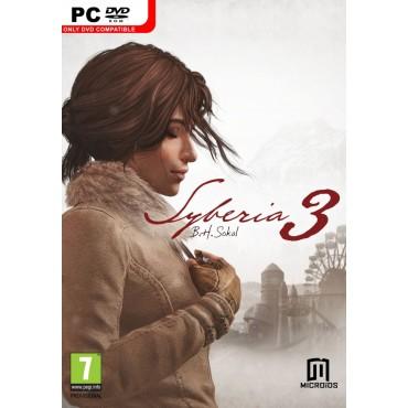 PC Syberia 3