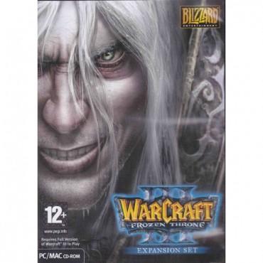 PC Warcraft III 3 Frozen Throne - Expansion Set