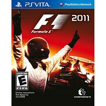 PS VITA F1 2011 - LIETOTA