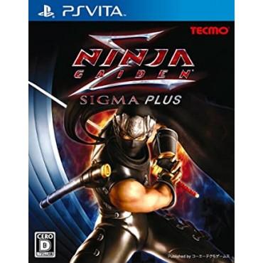 PS VITA Ninja Gaiden Σ Plus - LIETOTS
