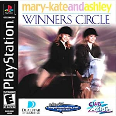 PS1 Mary-Kate and Ashley: Winners Circle LIETOTS