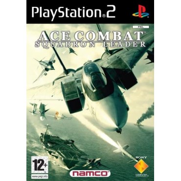 PS2 Ace Combat: Squadron Leader - LIETOTS