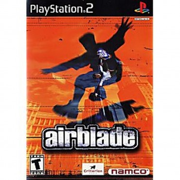 PS2 AirBlade LIETOTS