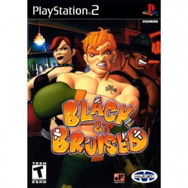 PS2 Black & Bruised - LIETOTS