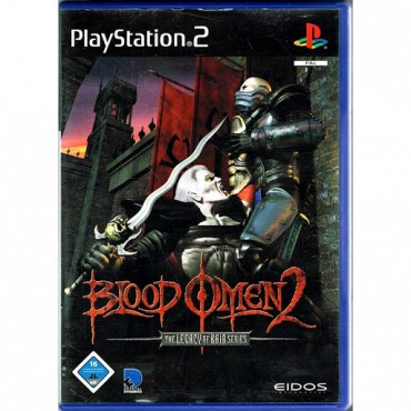 PS2 Blood Omen 2 - LIETOTS