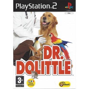 PS2 DR. DOLITTLE LIETOTA