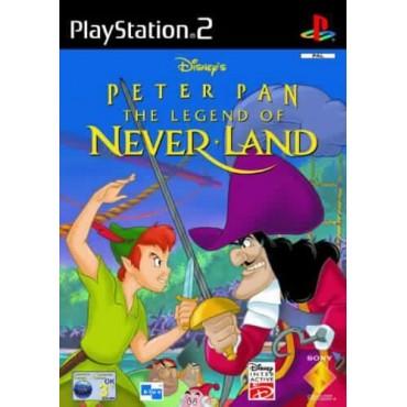 PS2 Disney's Peter Pan - The Legend of Never Land - LIETOTS