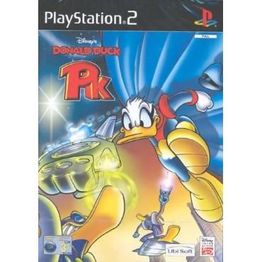 PS2 Disney's Donald Duck PK LIETOTS