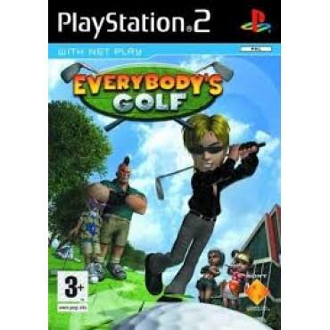 PS2 Everybody's Golf LIETOTS
