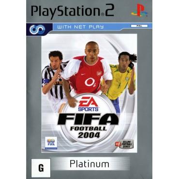 PS2 FIFA Football 2004 LIETOTS