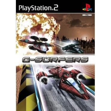 PS2 G-Surfers LIETOTS