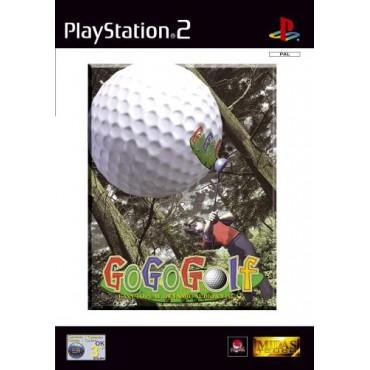 PS2 Go Go Golf LIETOTS