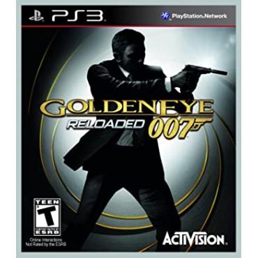 PS3 007 Golden Eye Reloaded LIETOTS