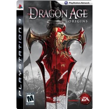 PS3 Dragon Age: Origins Collector's Edition - LIETOTS
