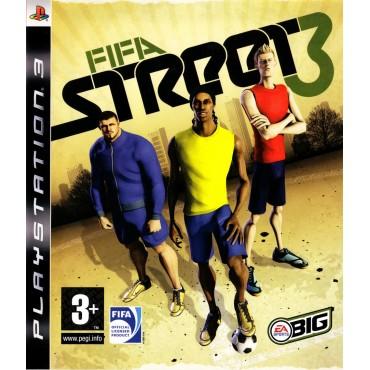 PS3 FIFA STREET 3 LIETOTA