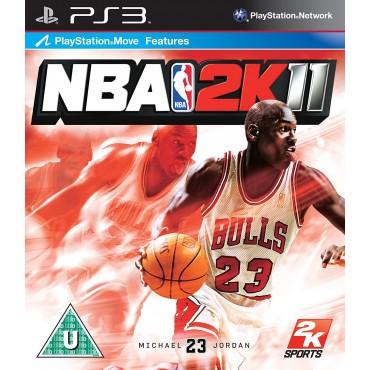 PS3 NBA 2K11 LIETOTS