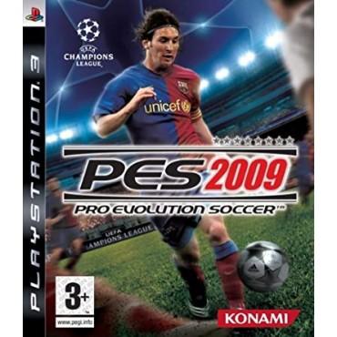 PS3 PES 2009 LIETOTS