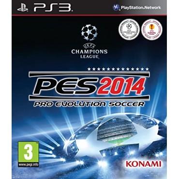 PS3 PES 2014 LIETOTS