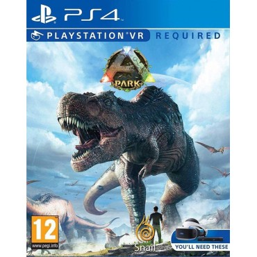 PS4 Arkpark LIETOTS