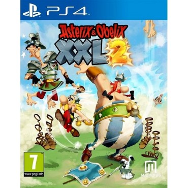 PS4 Asterix & Obelix XXL2