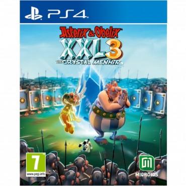 PS4 Asterix & Obelix XXL3 The Crystal Menhir - LIETOTS