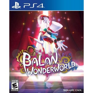 PS4 Balan Wonderworld