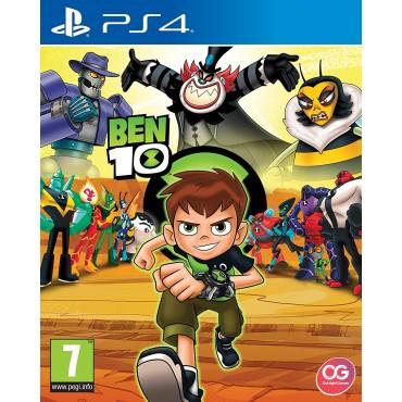 PS4 Ben 10