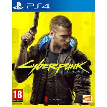 PS4 Cyberpunk 2077 (ENG / RUS)