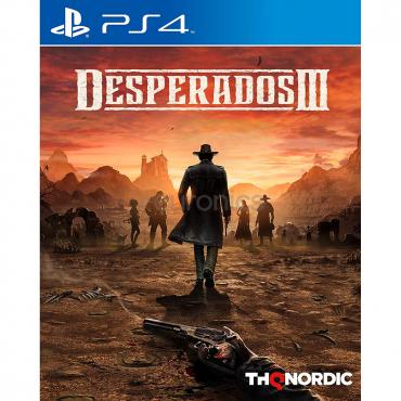 PS4 Desperados III 3