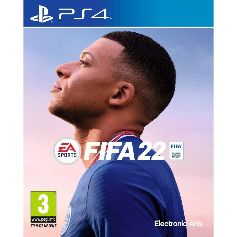 PS4 FIFA 22 (ENG / RUS)