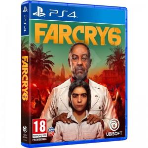 PS4 Far Cry 6 (ENG / RUS)